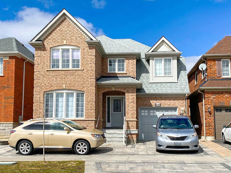 66 Edward Jeffreys Ave, Markham, Ontario  L6E 1G9 - Photo 1 - RP6568842536