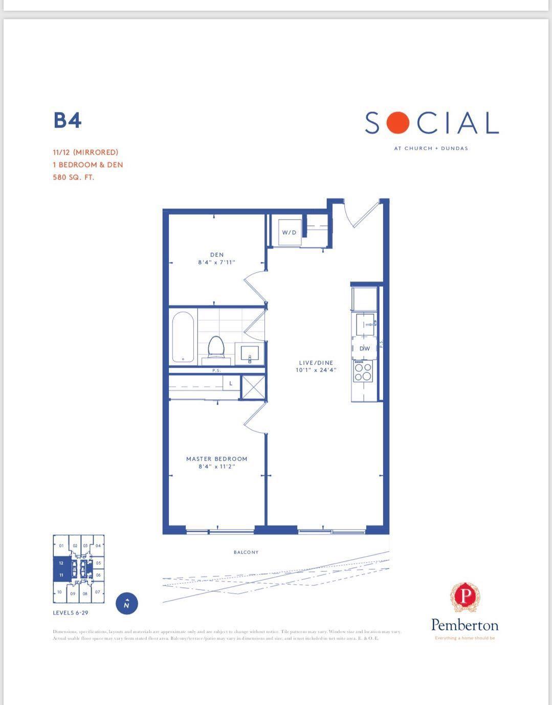 Social Condo, Toronto, Ontario  M5B 1E1 - Photo 8 - RP731769398