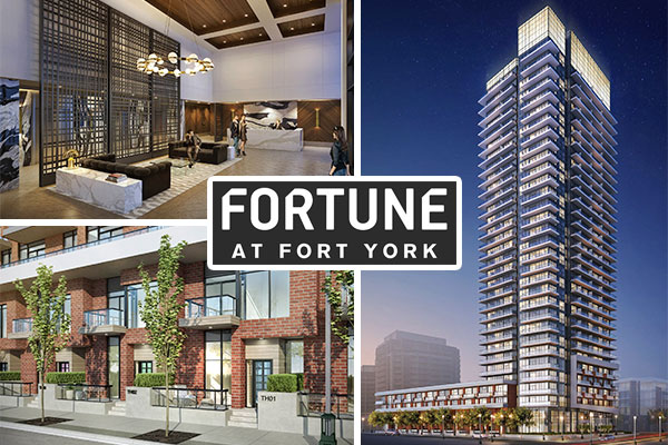 Fortune At Fort York Condos Assignment, Toronto, Ontario    - Photo 1 - RP4391975269