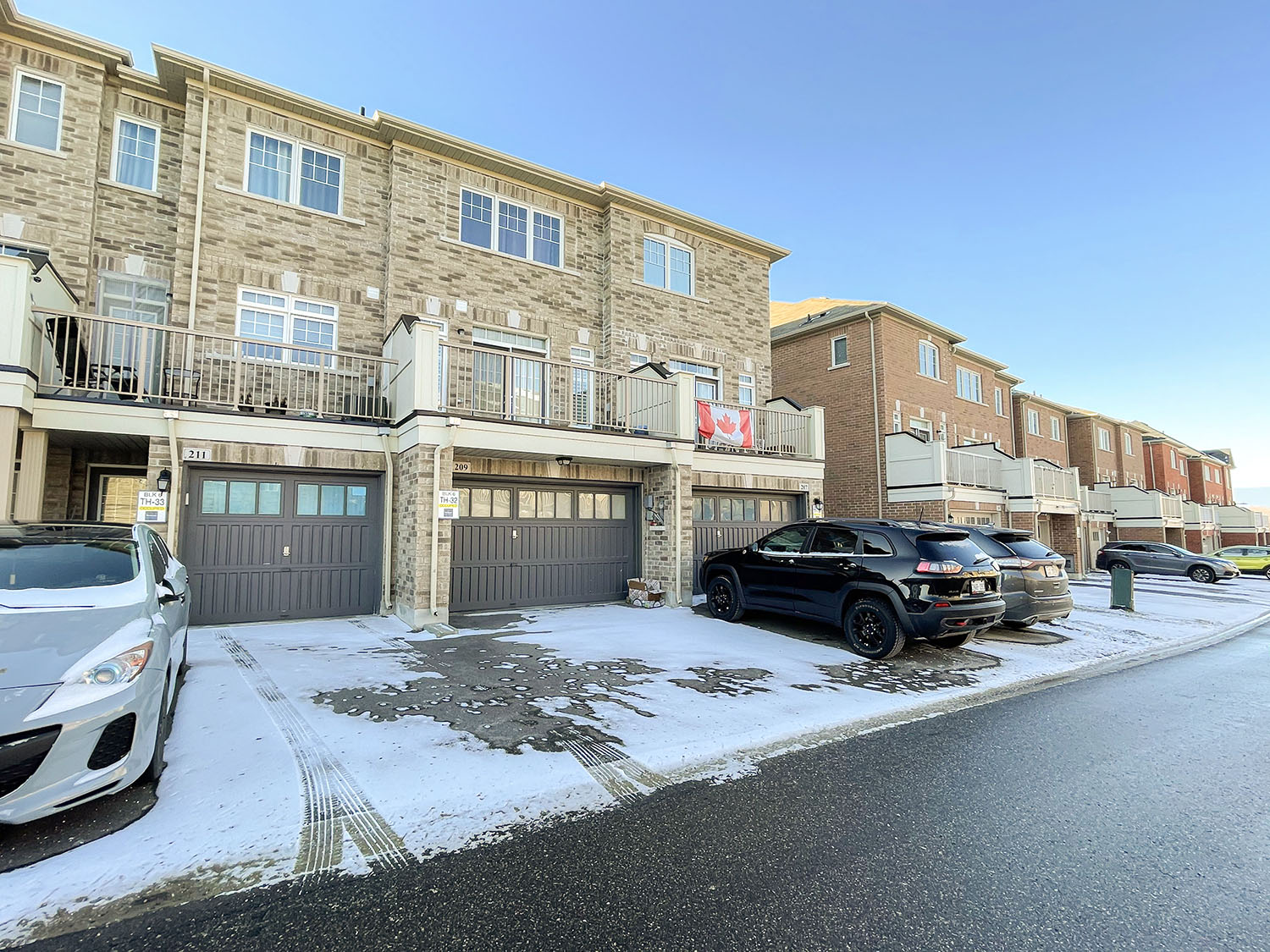 209 Dundas Way, Markham, Ontario  L6E 0T1 - Photo 1 - RP7158408087