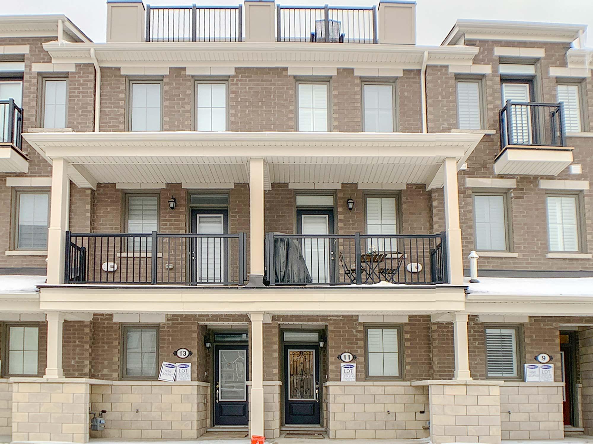 11 Frederick Wilson Ave, Markham, Ontario    - Photo 1 - N4414838