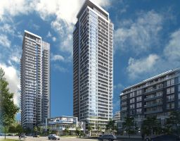 Riverview Condo Building A, Toronto, Ontario