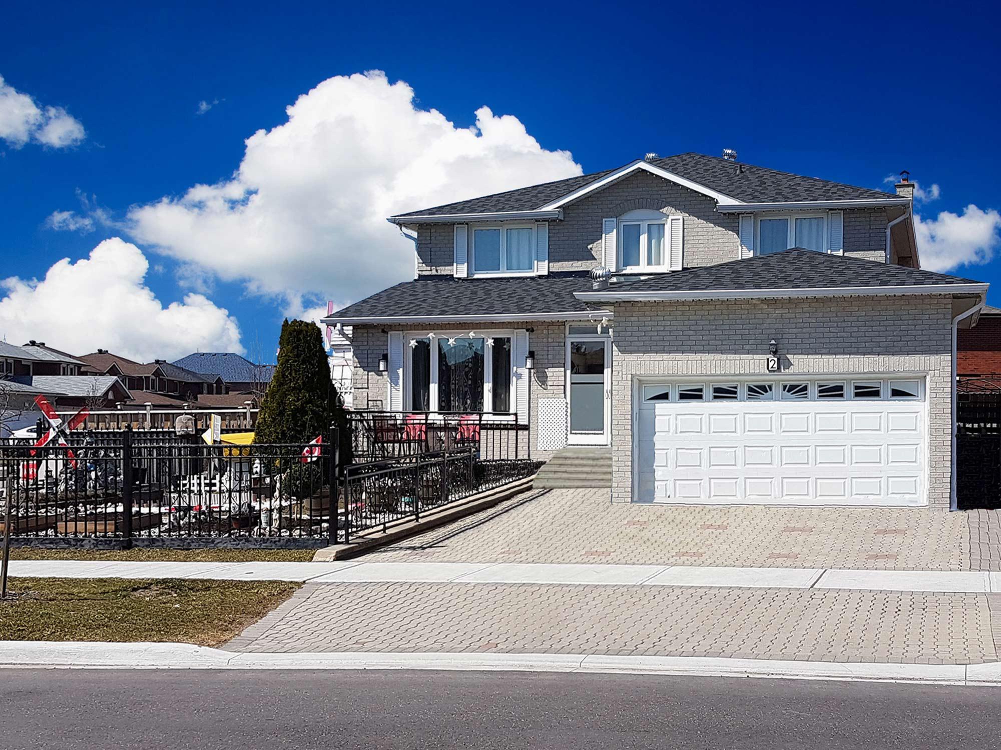 2 Teddington Ave, Markham, Ontario    - Photo 1 - N4361709
